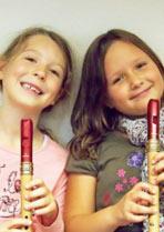 Bild klein Anna Groß und Sidney Alicia Guttmann