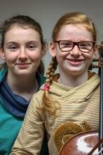 Bild klein Charlotte und Johanna Pauling