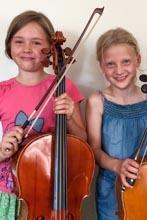 Bild klein Charlotte Handt und Jonna Huß